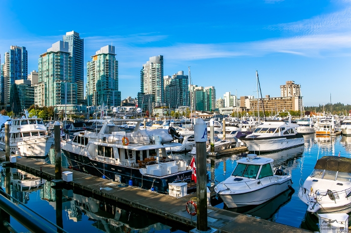 Coal Harbour Neighbourhood Vancouver